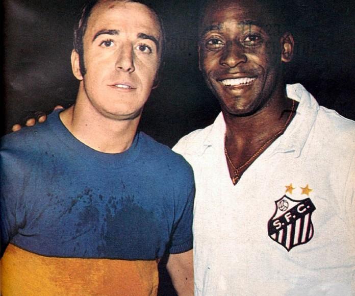 ¿Sabes quiénes son los mejores futbolistas de la historia
