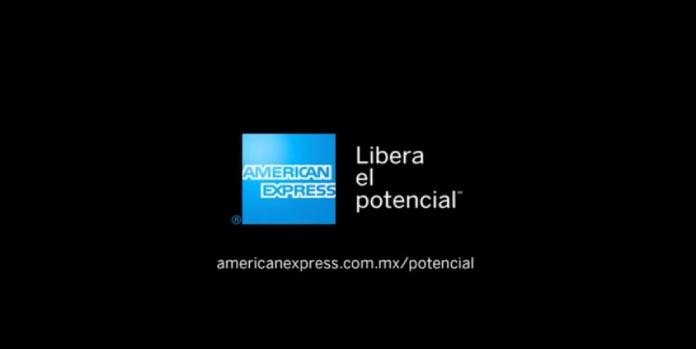 100 anuncios publicitarios con eslogan: Mejores slogans. American Express: Libera el potencial.