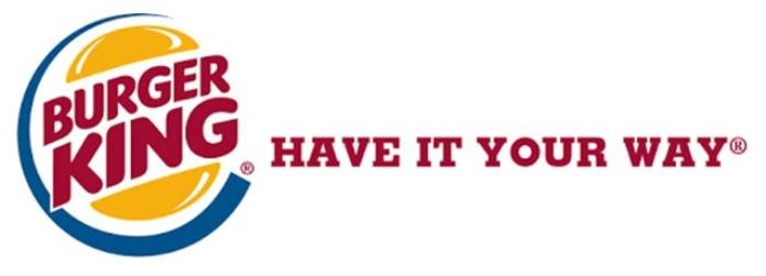 100 anuncios publicitarios con eslogan: Mejores slogans. Burger King: Hazlo a tu manera.