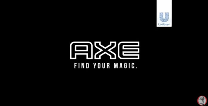 100 anuncios publicitarios con eslogan: Mejores slogans. Desodorante Axe: encuentra tu magia.
