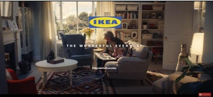 100 anuncios publicitarios con eslogan: Mejores slogans. Tiendas IKEA: Lo maravilloso todos lo días.