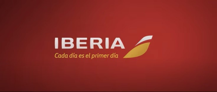 100 anuncios publicitarios con eslogan: Mejores slogans. Iberia: Cada día es el primer día.