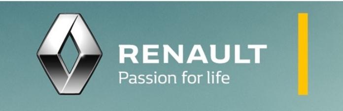 100 anuncios publicitarios con eslogan: Mejores slogans. Renault: Pasión por la vida.