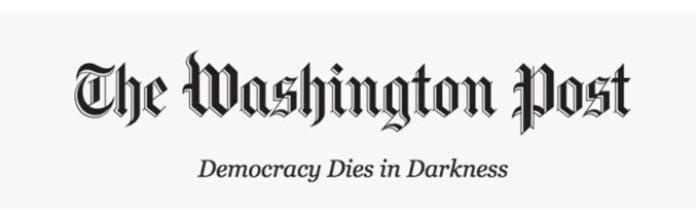 100 anuncios publicitarios con eslogan: Mejores slogans. The Washington Post: La democracia muere en la oscuridad.