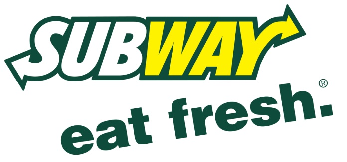 100 anuncios publicitarios con eslogan: Mejores slogans. Subway:  come fresco.