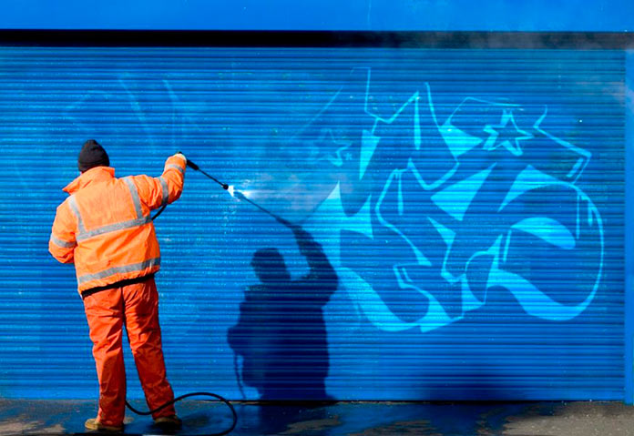 Invenciones mexicanas: Pintura Antigraffiti