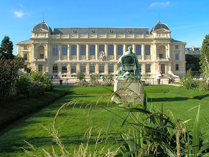 Museo Nacional de Historia Natural, París, Francia,