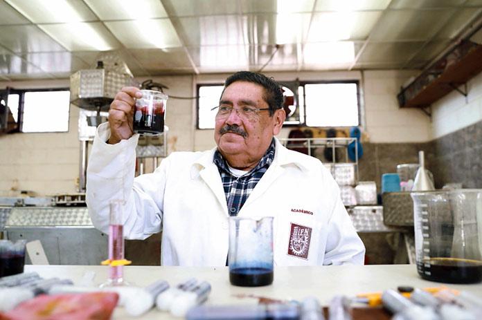 Inventos mexicanos: Tinta indeleble