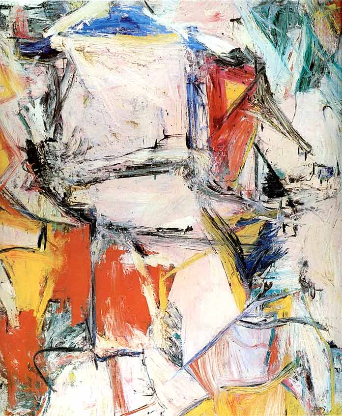 'Interchange', de Willem De Kooning.