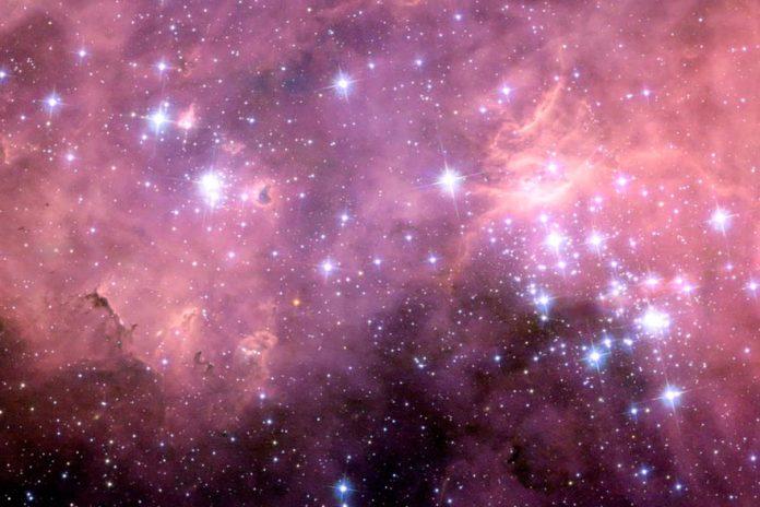 Estrellas capturadas por Hubble