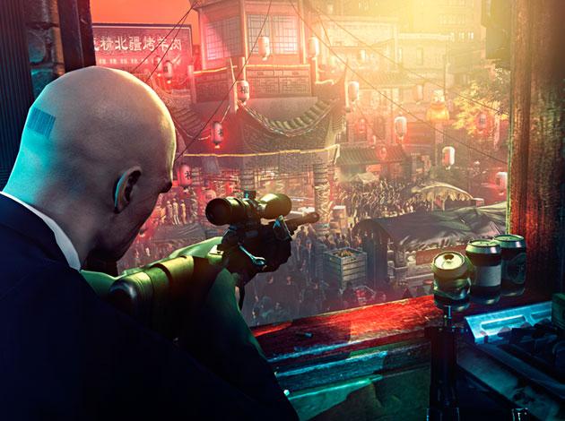 Hitman Videojuegos violentos