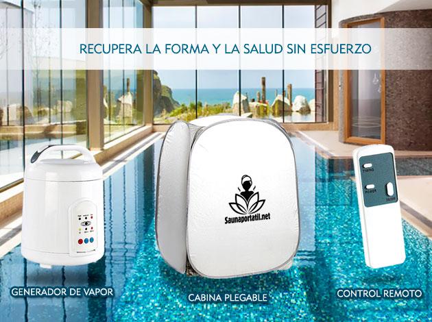 sauna portatil de saunaportatil.net