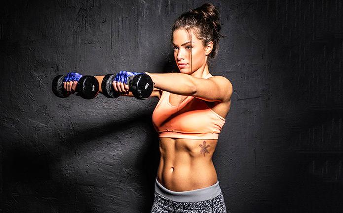 Fitness femenino: ejercicios, recetas y consejos para conseguir un cuerpo espectacular