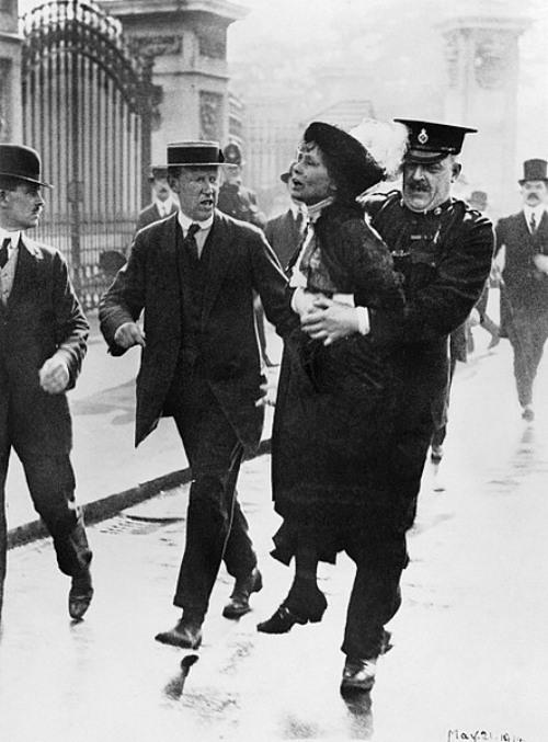 Movimientos sociales que cambiaron el rumbo de la historia – Emmeline Pankhurst Goulden.