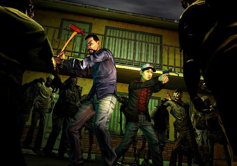 The Walking Dead GOTY (XBox 360)