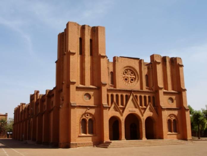 Burkina Faso: Catedral de Uagadugú