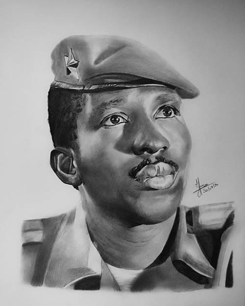 Burkina Faso: Thomas Sankara