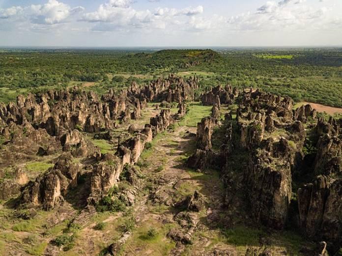 Burkina Faso: Los Picos de Sindou
