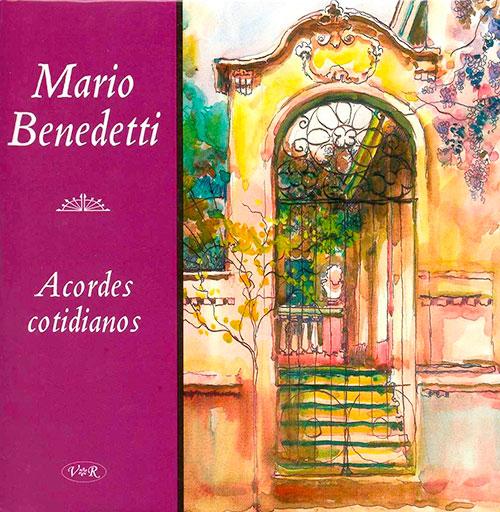 """Libro """"Acordes Cotidianos"""", Mario Benedetti"""