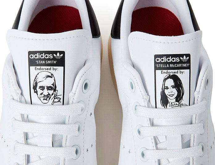 Adidas Smith y Stella McCartney