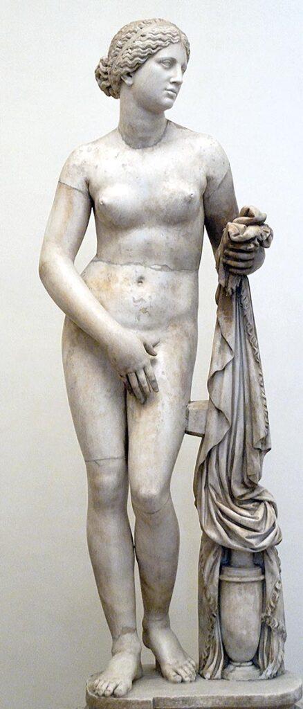 Copia de la Afrodita de Cnido