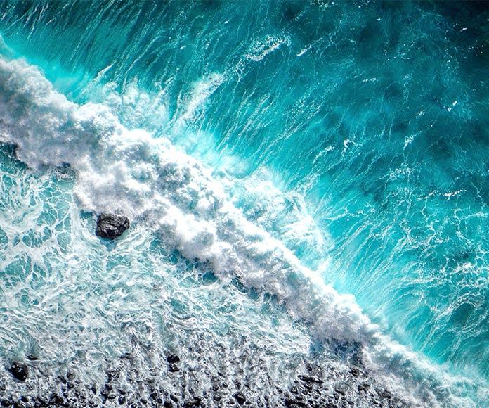 ¿De dónde provino el agua de nuestros océanos?