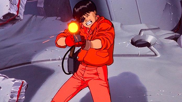 Shotaru Kaneda, uno de los protagonistas de Akira