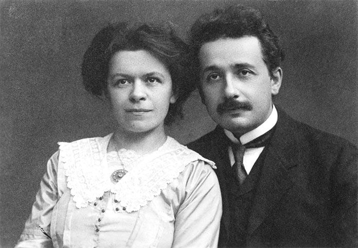 Listado de reglas impuestas por Einstein a su esposa