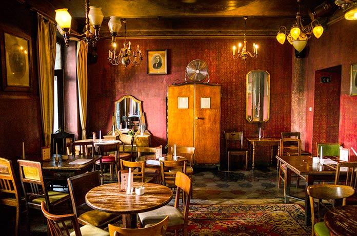 Bar Alchemia, Kazimierz, Cracovia