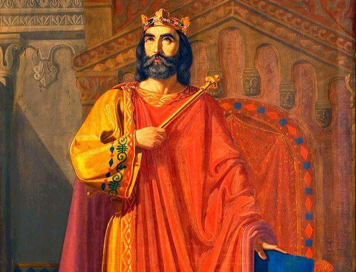 Reyes de la península ibérica. Alfonso II el Casto