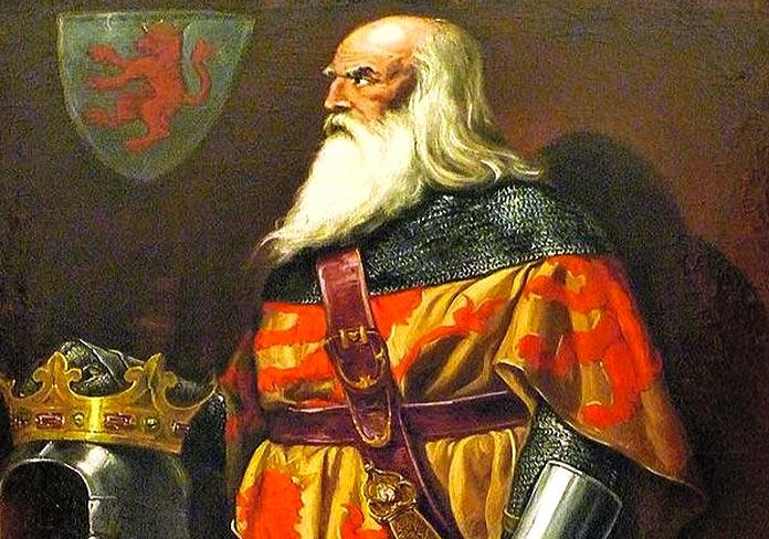 Reyes de la península ibérica. Alfonso III el Magno