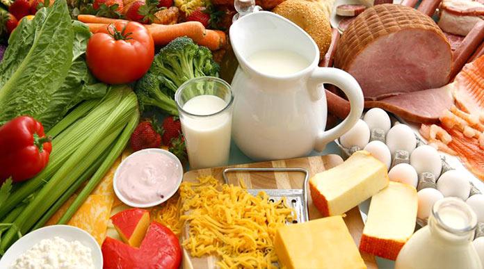 Alimentos que pueden causar eructos de azufre