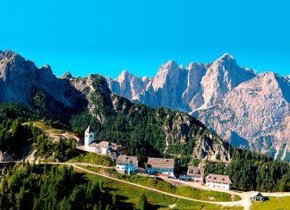 Senderismo en Austria: bordeando el lago Millstatt a través de la ruta Alpe Adria Trail