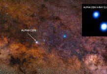 El sistema Alpha Centauri podría albergar condiciones favorables para la vida.