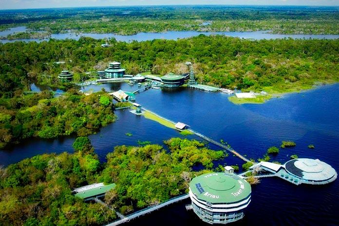 Amazon Towers Hotel Ariau (Manaos, Brasil) / Ariau Amazon Towers