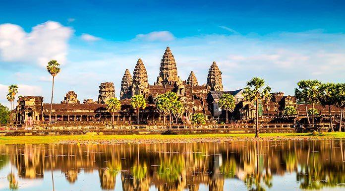 Angkor Wat, el templo más grande del mundo