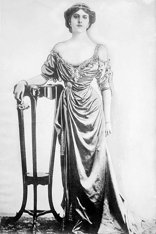 Anita Delgado Briones, Maharaní de Kapurthala