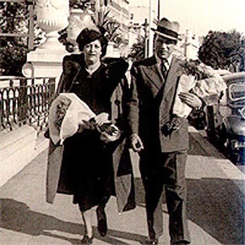 Anita Delgado y Ginés Rodríguez