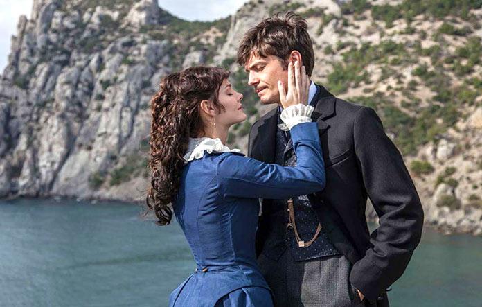 Ana Karenina y el conde Vronsky