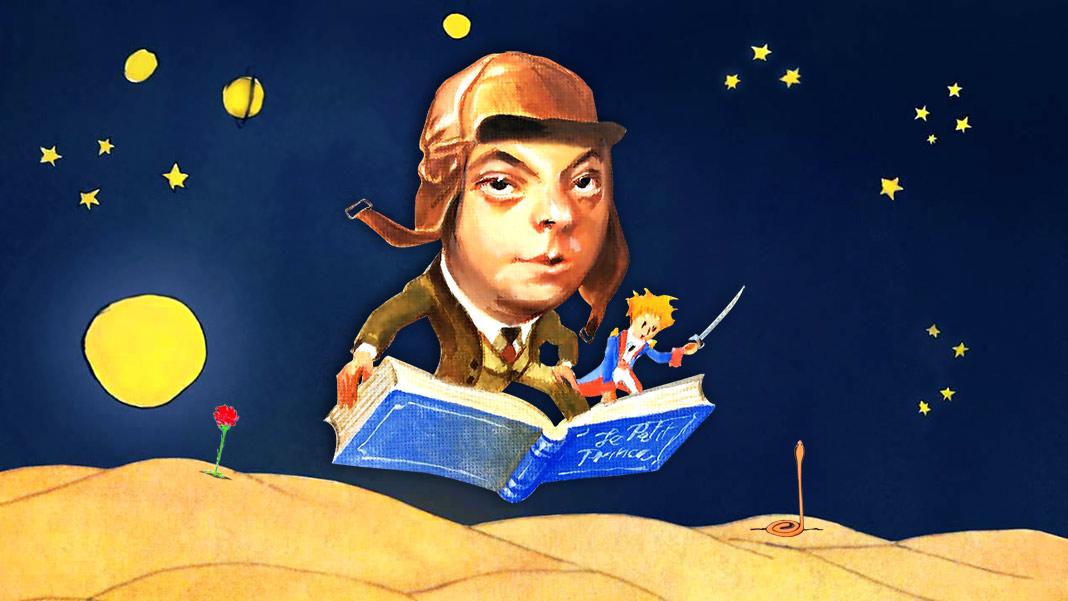 Antoine de Saint-Exupéry: 100 frases brillantes del genio creador de El Principito