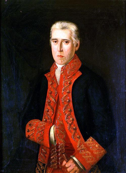 Antonio de Escaño