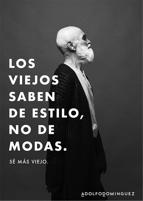 Anuncios publicitarios creativos: Adolfo Domínguez