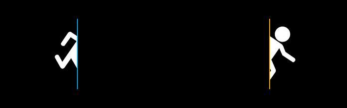 Aperture Science Handheld Portal Device