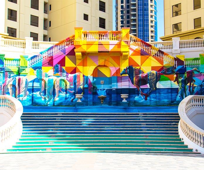 Arte urbano: qué es, características, artistas y las mejores obras de arte callejero del mundo