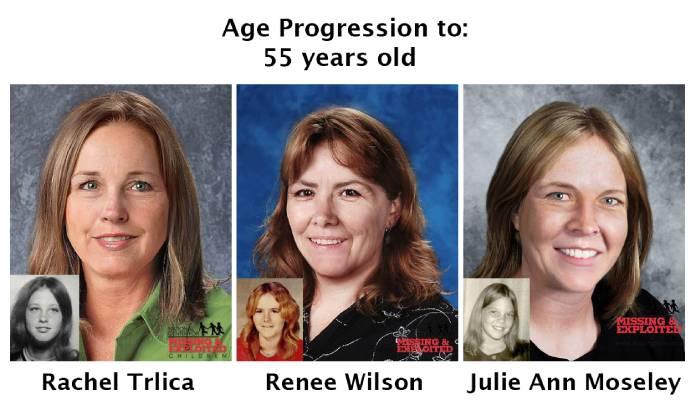 Artes forenses - progresión de edad