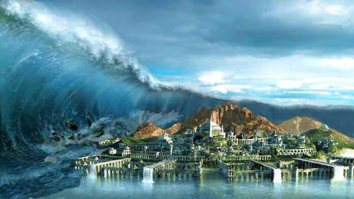 datos curiosos sobre la Atlántida, la ciudad perdida