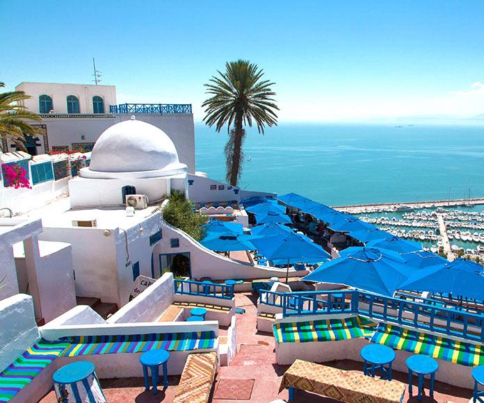Los seductores atractivos turísticos de Túnez