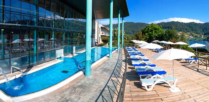 Balneario Laias Caldaria - piscina