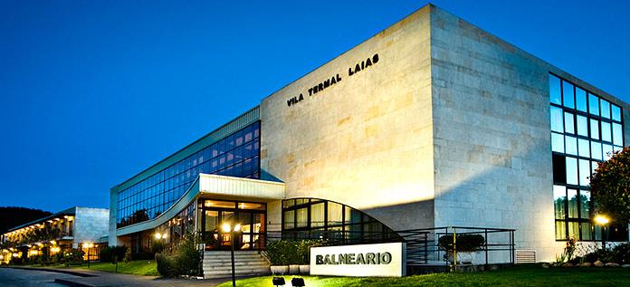 Balneario Laias Caldaria - Hotel