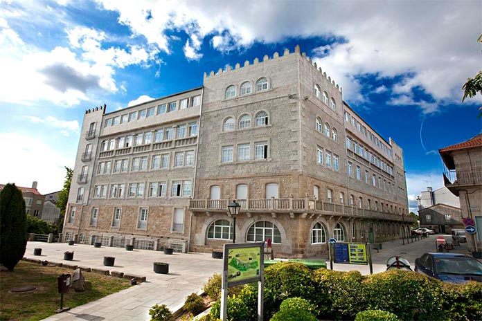 Balneario de Mondariz - Hotel